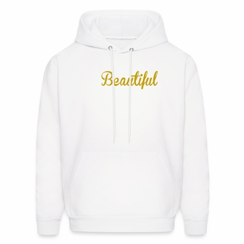 Black & Beautiful Long Sleeve Shirt - Men's Hoodie