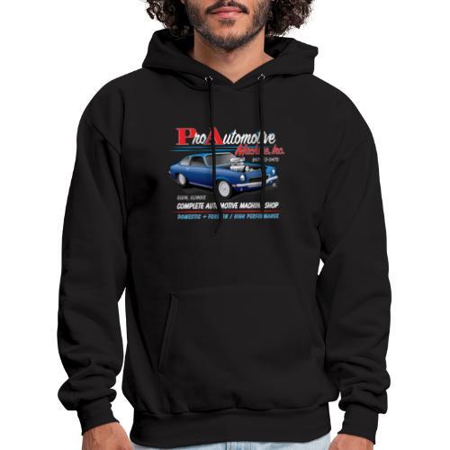ProAutoTeeDesign062317fin - Men's Hoodie