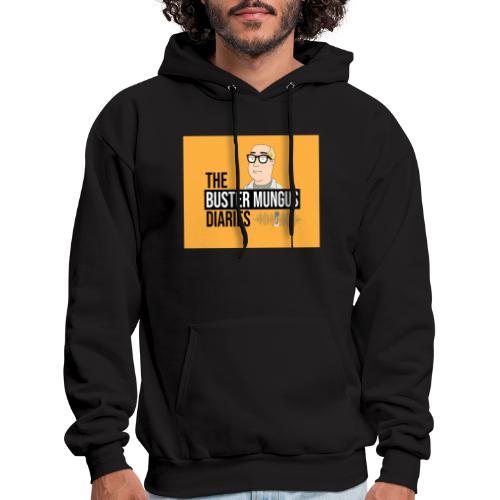 Buster Mungus Orange Logo Swag - Men's Hoodie