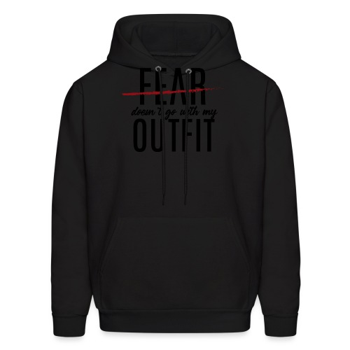 Exclusive Blackout Shirt-R (Black Friday Special) - Men's Hoodie
