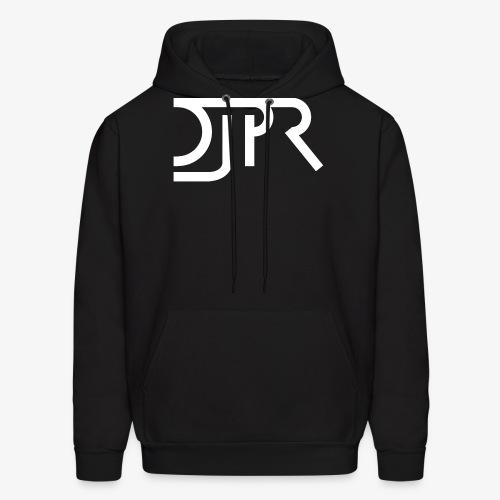 DJPR logo - Men's Hoodie