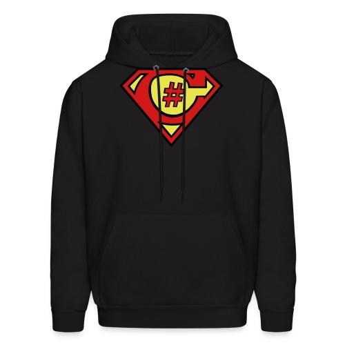 C# Hero Woman - Men's Hoodie