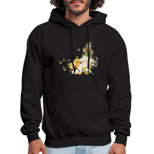 easter bunny easter egg holiday - Men's Hoodie