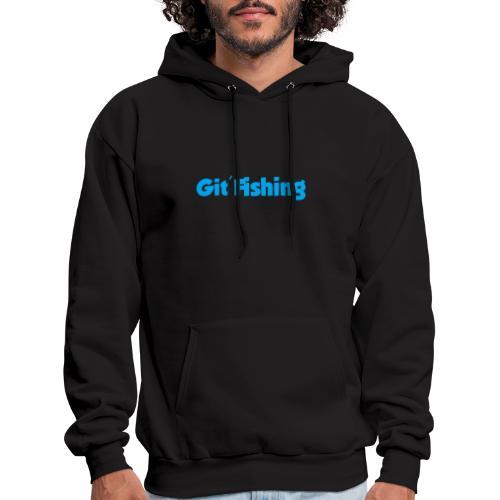 Git Fishing - Men's Hoodie