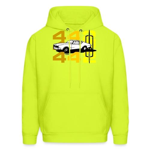 auto_oldsmobile_442_002a - Men's Hoodie