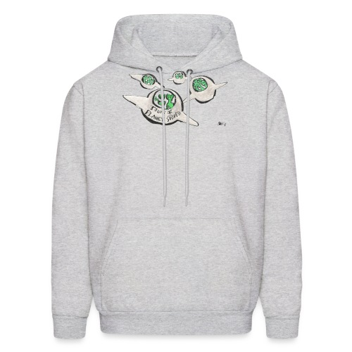 Tours of Planet Stupid - Men's Hoodie