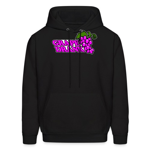 Grape Drank - Men's Hoodie