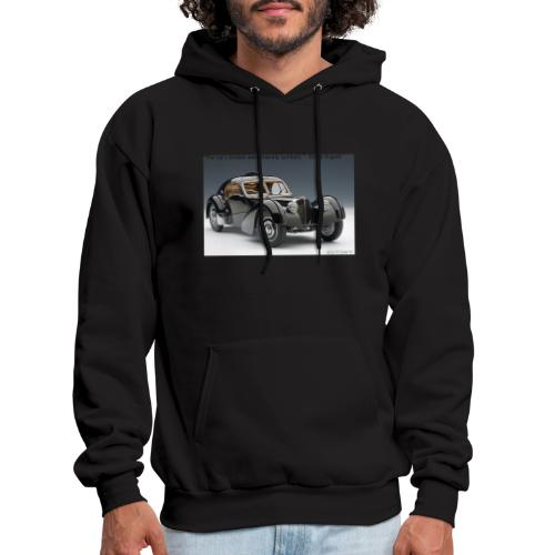 The long lost La Voiture Noire - Men's Hoodie