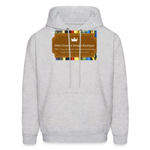 Debs Creative Design Boutique with site - Men's Hoodie