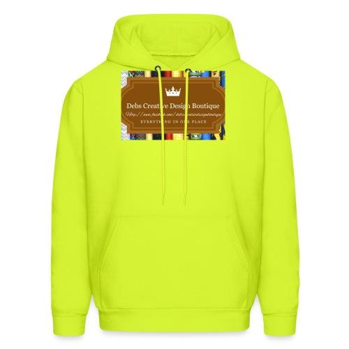 Debs Creative Design Boutique with site - Men's Hoodie