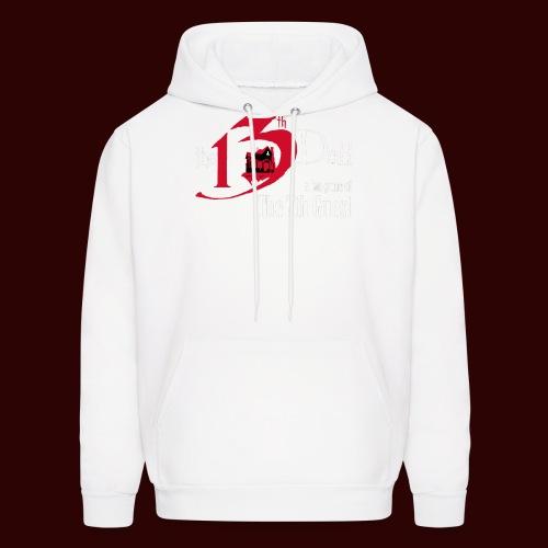 The 13th Doll Logo - Men's Hoodie