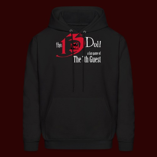 The 13th Doll Logo - Men's Hoodie