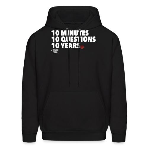 10 years - Men's Hoodie