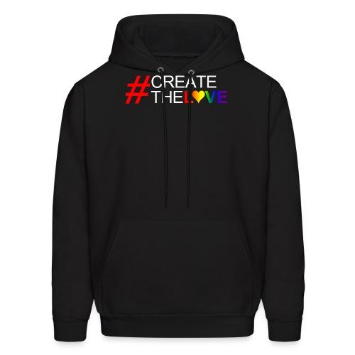 #CreateTheLove - Men's Hoodie