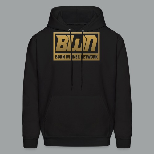 BWN (Gold) - Men's Hoodie
