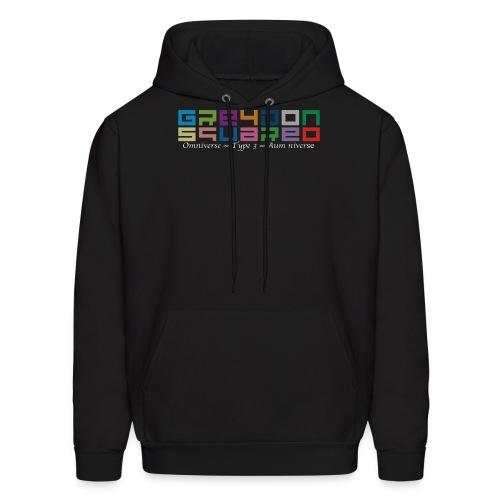 colorfulLOGO2 png - Men's Hoodie