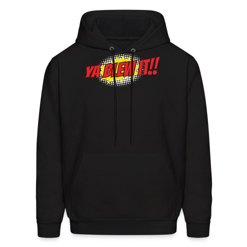 Jay and Dan Blew It T-Shirts - Men's Hoodie