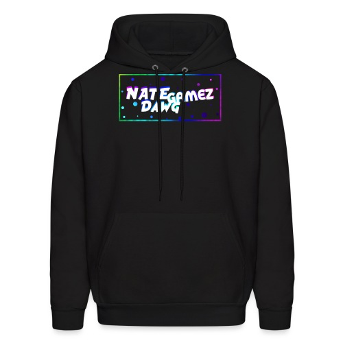 NateDawg Gamez Merch - Men's Hoodie