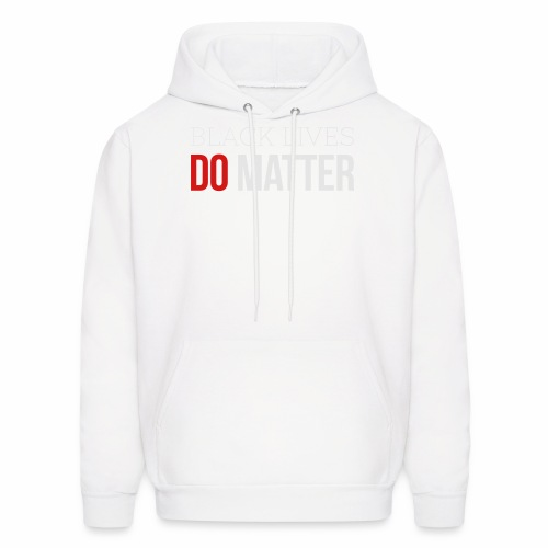 BLACK LIVES MATTER W&R - Men's Hoodie