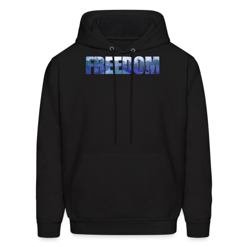Freedom Photography Style - Men's Hoodie