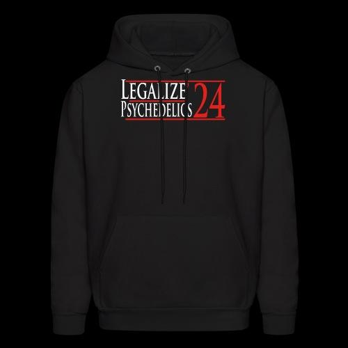 Legalize Psychedelics - Men's Hoodie