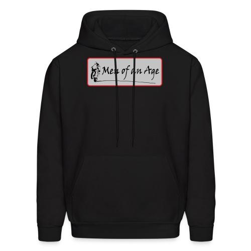 LogoPatch - Men's Hoodie