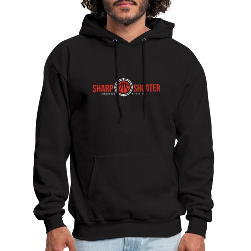 SHARP SHOOTER BRAND GREATEST OF ALL TIME - Men's Hoodie