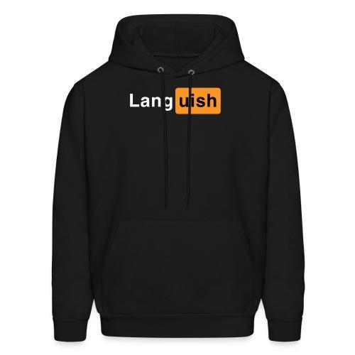 Languish, the Hub of Fun - Men's Hoodie