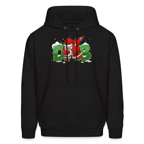 Dabbing Santa - Men's Hoodie