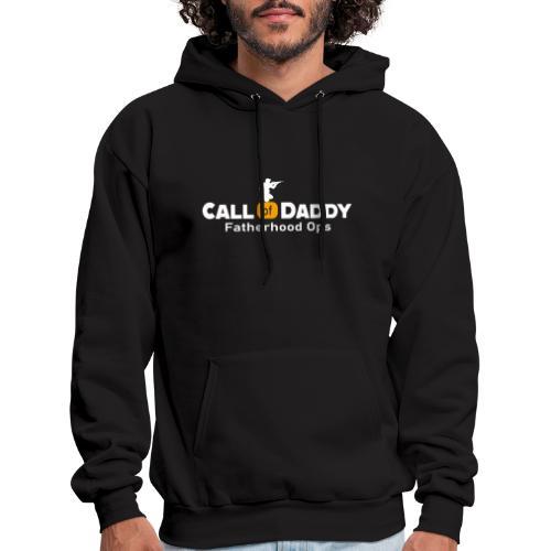 Game Dad Shirt Fatherhood Shirt for Dad s Mens C - Men's Hoodie