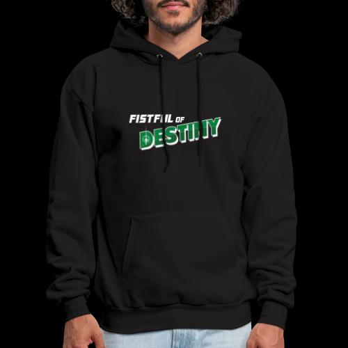 Fistful of Destiny Logo - Men's Hoodie
