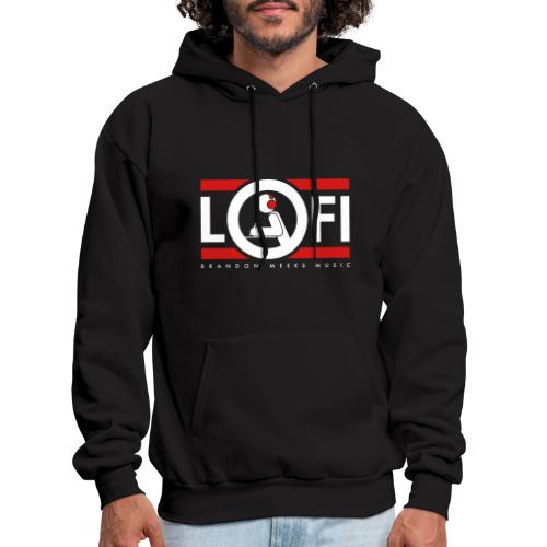 LOFI Red - Men's Hoodie
