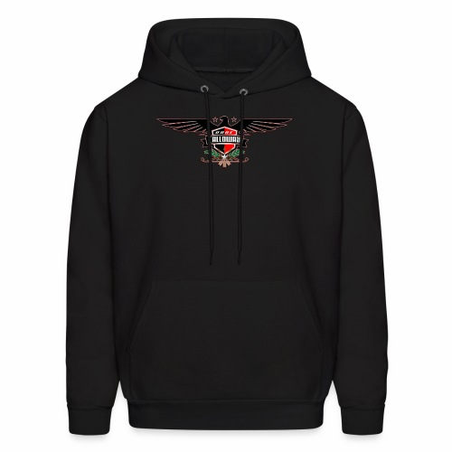 Dane Calloway American Thunderbird Logo - Men's Hoodie