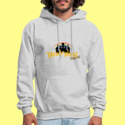 HENDRYLAND logo Merch - Men's Hoodie
