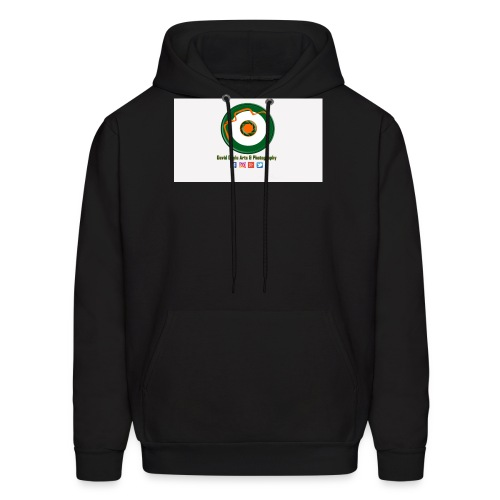 David Doyle Arts & Photography Logo - Men's Hoodie