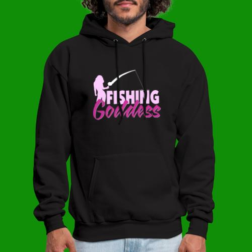 FISHING GODDESS - Men's Hoodie