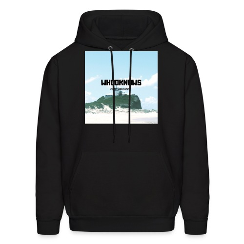 I M ALLERGIC TO WHOOKNOWS copy - Men's Hoodie