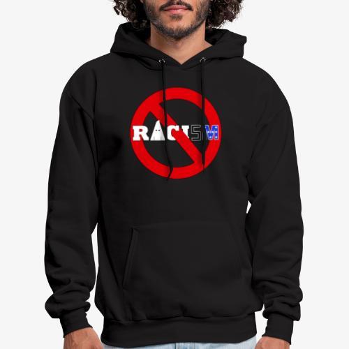 No Racism - Men's Hoodie