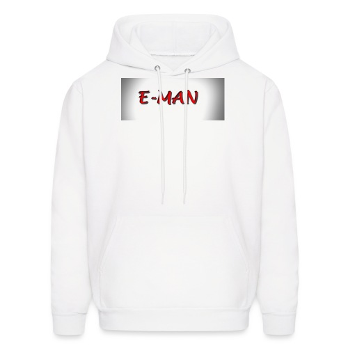 E-MAN - Men's Hoodie