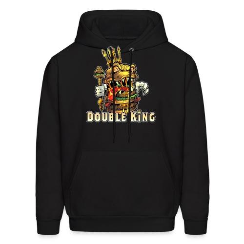 Double King [Variant] - Men's Hoodie