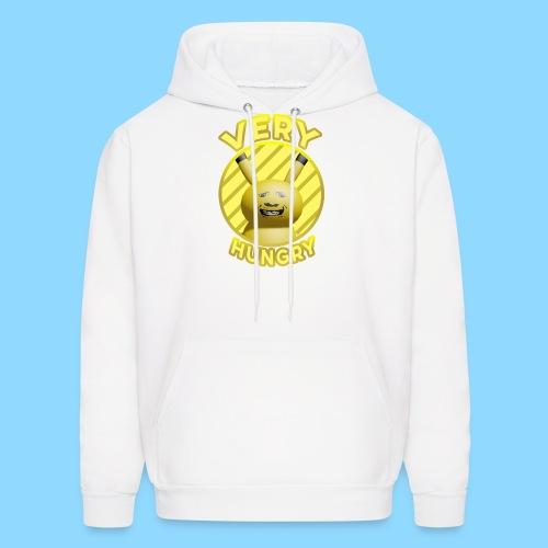 Very Hungry Logo - Men's Hoodie