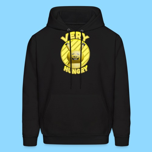 Very Hungry Logo - Men's Hoodie