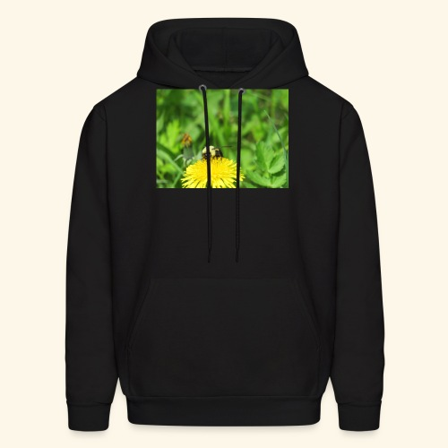 Dandelion Bee - Men's Hoodie