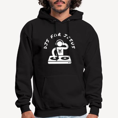 DJ'S FOR JESUS - Men's Hoodie