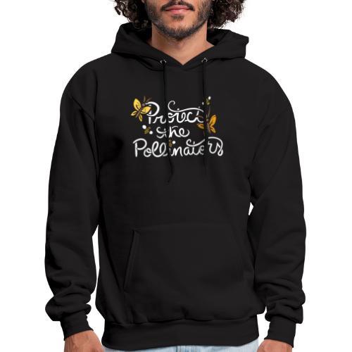 Protect the pollinators - Men's Hoodie