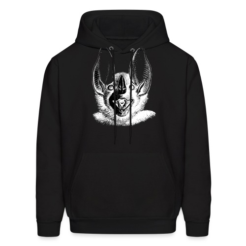 Bat Head 2 - Men's Hoodie