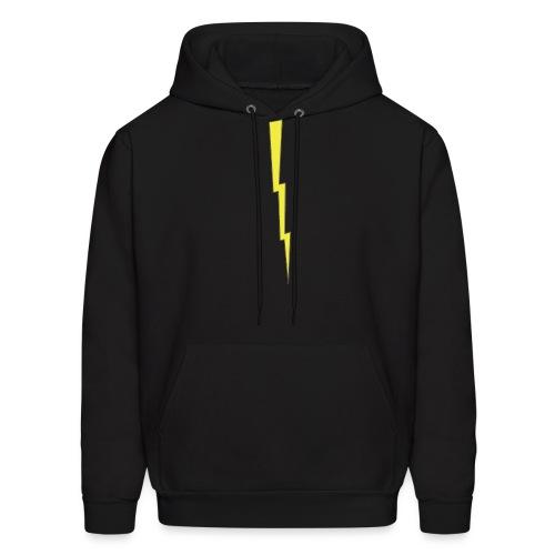 lightningbolt - Men's Hoodie
