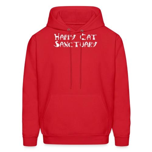 Happy Cat Sanctuary logo - Men's Hoodie