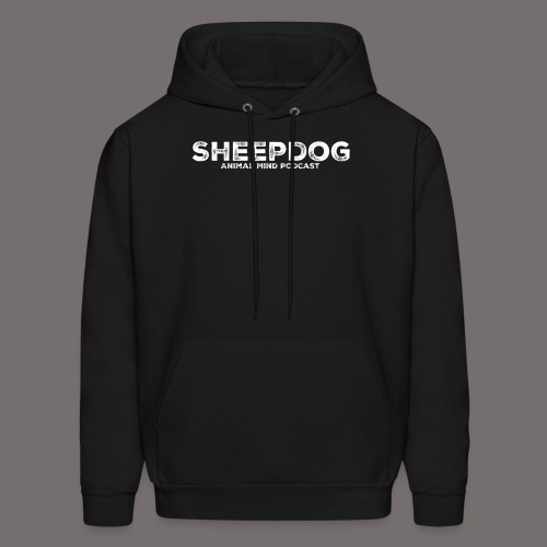 Animal Mind Podcast - Sheepdog - Men's Hoodie