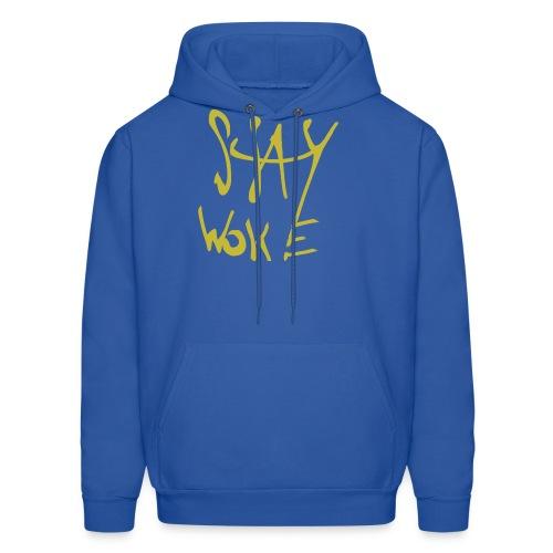Stay Woke Hobag Knowledge. - Men's Hoodie